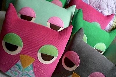Owl pile