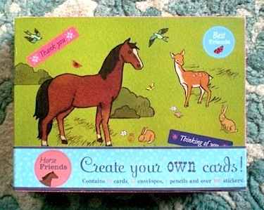Horsey cards