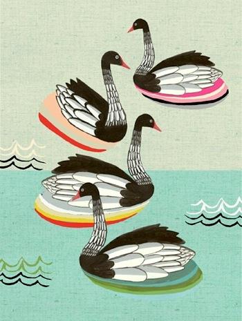 The_swan_lake
