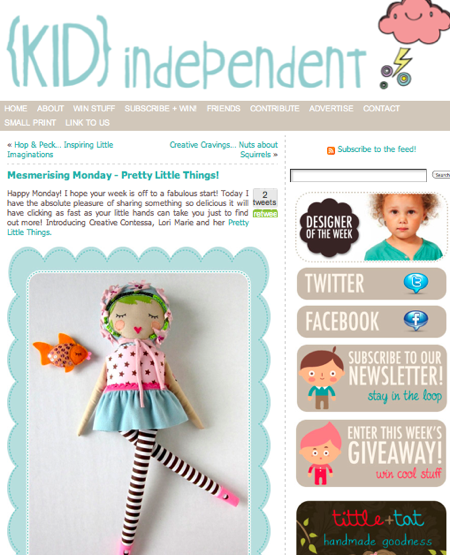 Kid independant