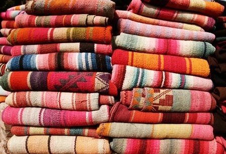 South western blankets