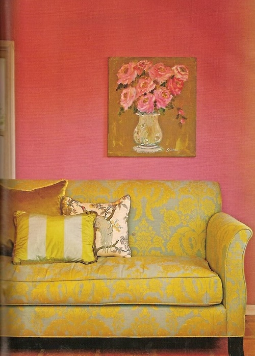 Www.thehuntbeautiful.com:post:1081077331:more-pink-and-yellow-im-in-a-mood-oh-to-be-a