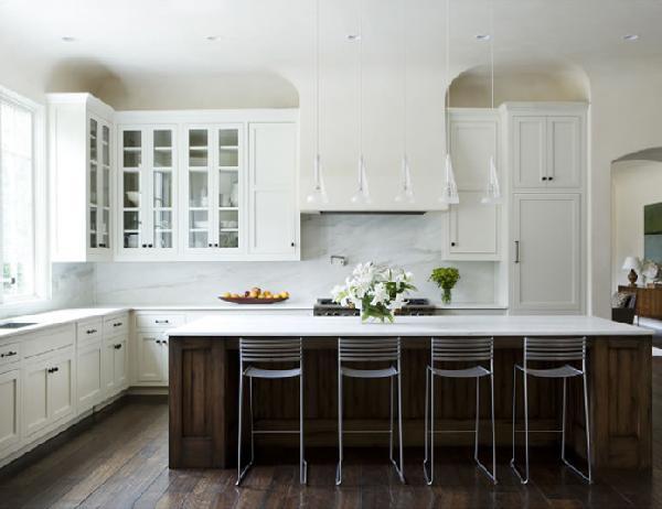 White-kitchen-wood-island-via-decorpad