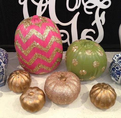 Www.kappaprep.com:2012:09:glitter-chevron-and-polka-dot-pumpkins.html